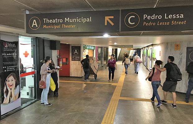 Como usar o metrô no Rio de Janeiro