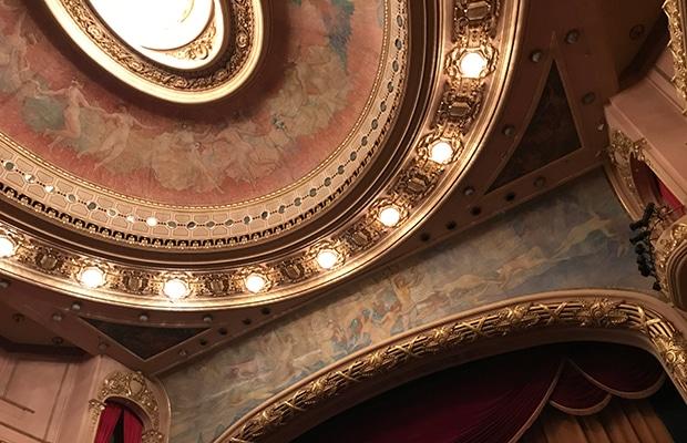 Como é a visita ao Teatro Municipal do Rio de Janeiro