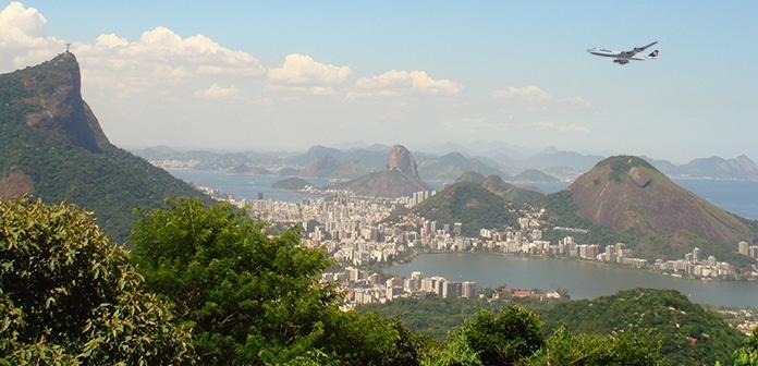 Como chegar ao Rio de Janeiro