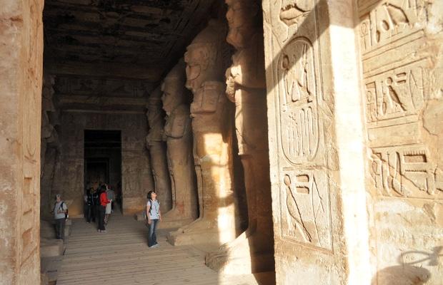 Como chegar a Abu Simbel no Egito