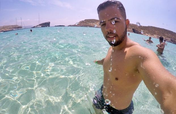 Ilha de Comino: o passeio na Lagoa Azul