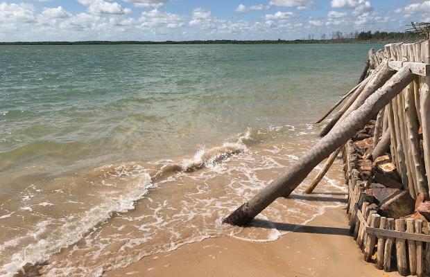 Praias do Piauí: o belo litoral de Luis Correia