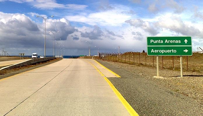 Como chegar a Punta Arenas