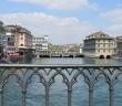 Escala em Zurique: aproveite para conhecer o centro