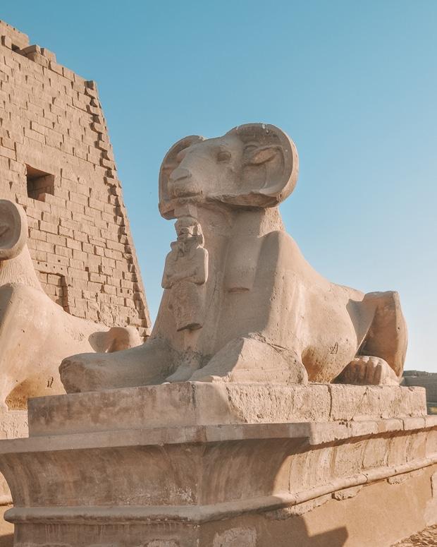 Quanto custa viajar para o Egito