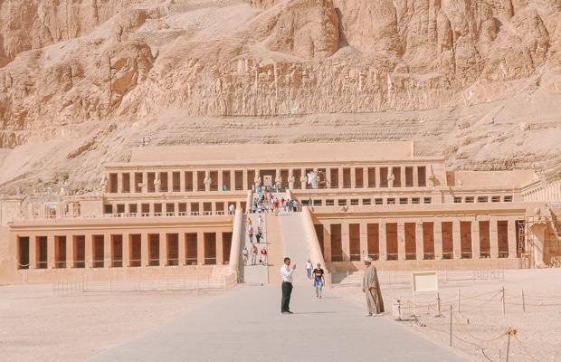 Templo de Hatshepsut,