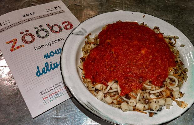 Costumes e comidas do Egito