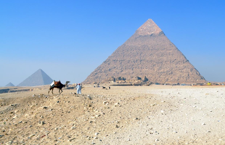 Quando ir ao Cairo: pirâmides