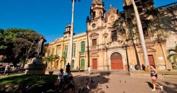 Onde se hospedar em Medellín