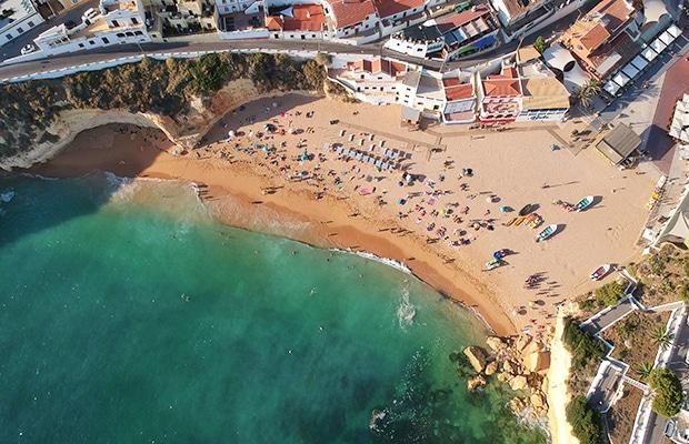 Onde ficar no Algarve: Carvoeiro