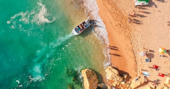Portugal: as melhores praias do Algarve