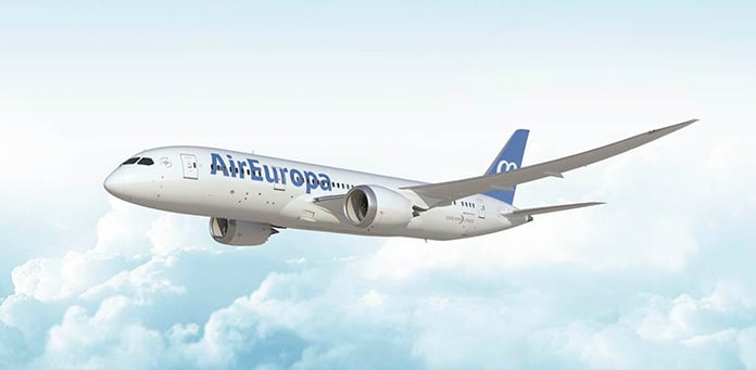Air Europa muda regra de bagagem