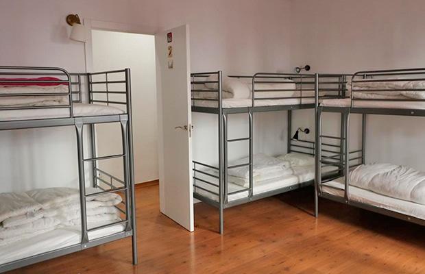 A melhor dica de hostel em Madri