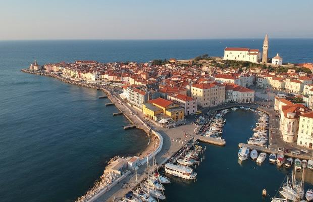 Roteiro para a Eslovênia: oito cidades em seis dias