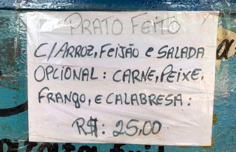 Onde comer em Fernando de Noronha sem gastar muito