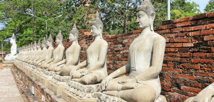 A melhor época para ir a Ayutthaya