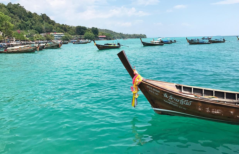 Como chegar a Koh Phi Phi