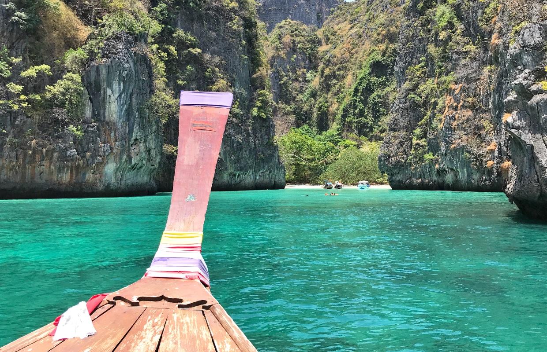Como chegar a Koh Phi Phi: