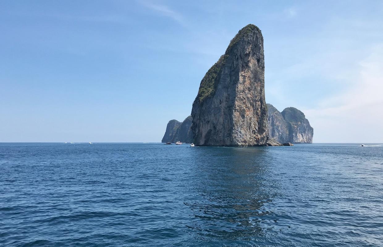 Roteiro para a Tailândia