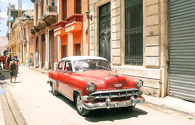 Seguro viagem para Cuba