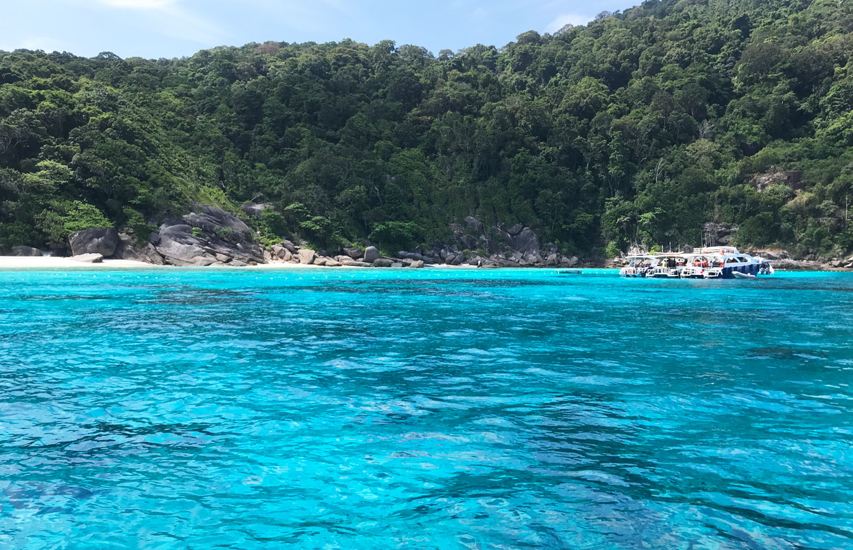 Ilhas Similan: como conhecer esse paraíso tailandês