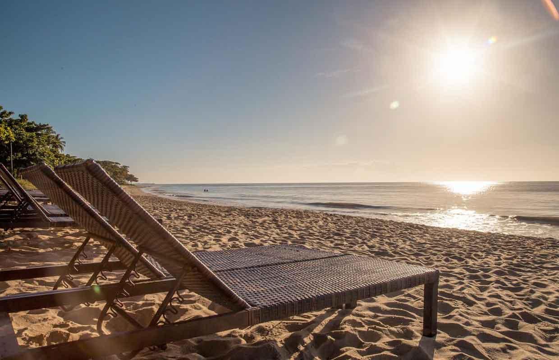 Onde ficar em Porto Seguro: sol