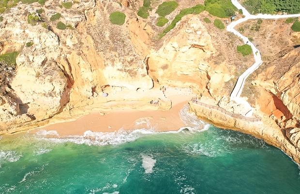 Onde ficar no Algarve: Praia do Paraíso