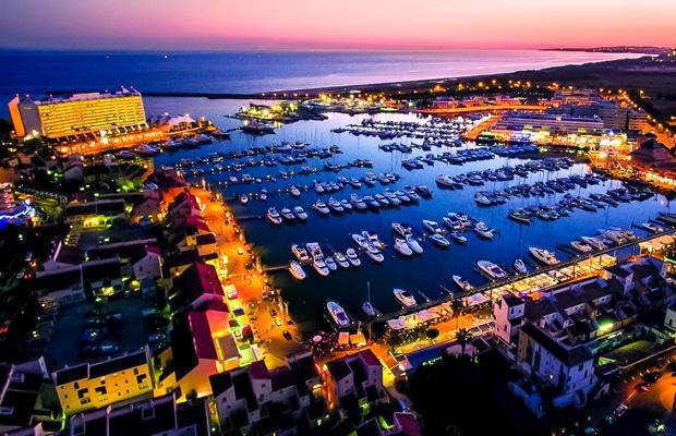 Onde ficar no Algarve: Marina de Vilamoura