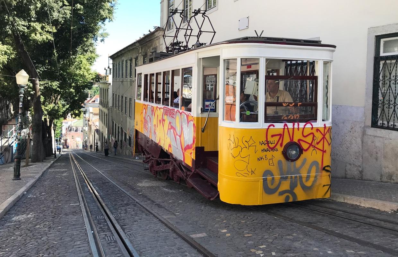 Bondinho de Lisboa