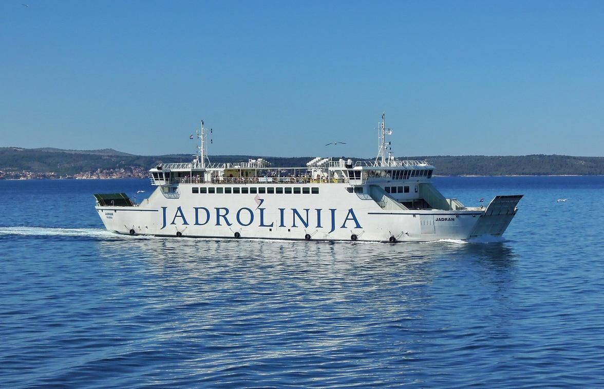Como chegar à Croácia: ferry
