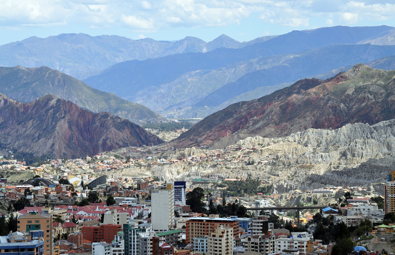Quando ir à Bolívia: La Paz