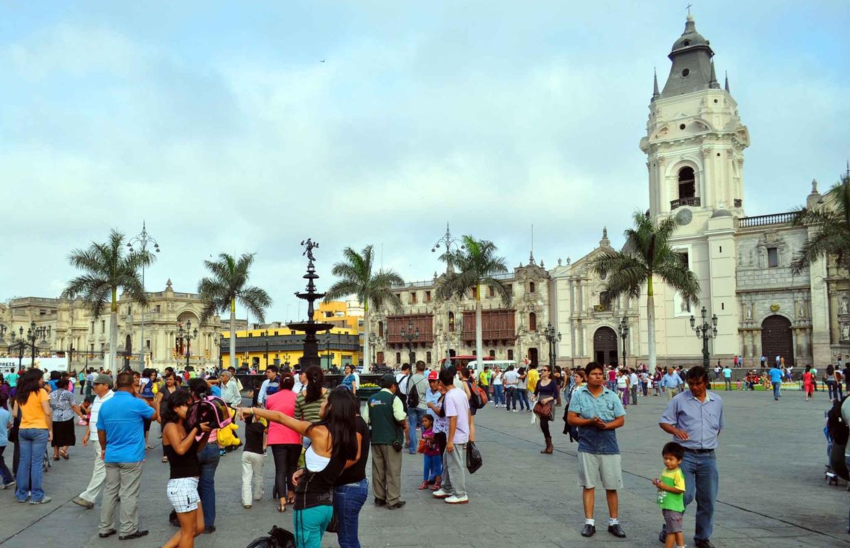 Quando ir ao Peru: Lima