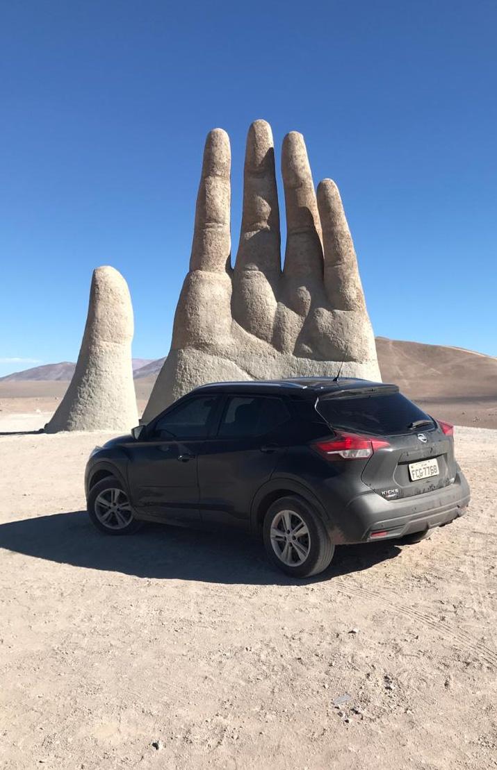 Chile de carro: aventura pela Cordilheira dos Andes