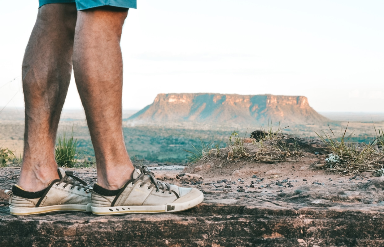 Como subir o Morro do Chapéu