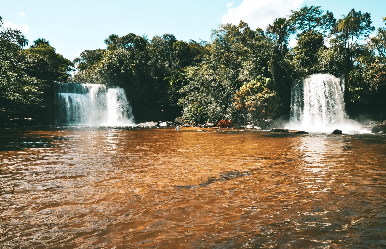 Cachoeiras de Carolina, no Maranhão