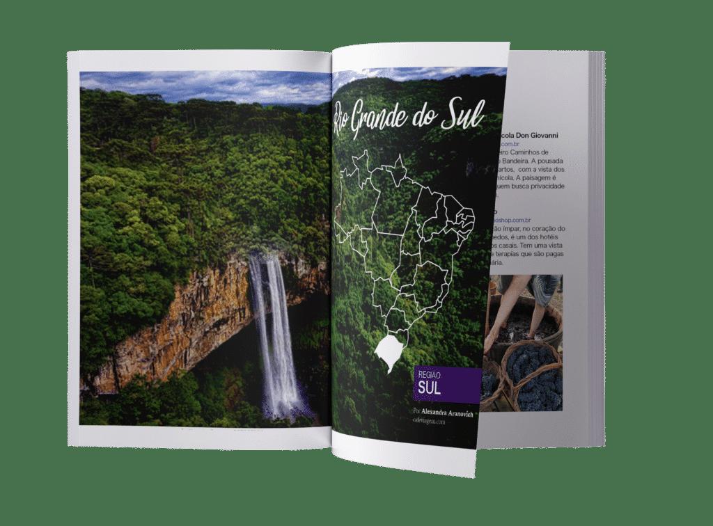 Jornalistas e blogueiros lançam guia para incentivar viagens pelo Brasil