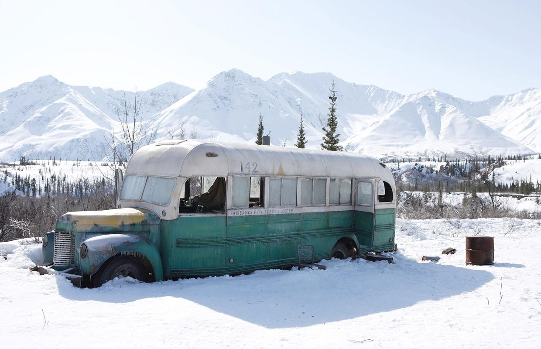 Ônibus do filme Na Natureza Selvagem'já tem nova casa