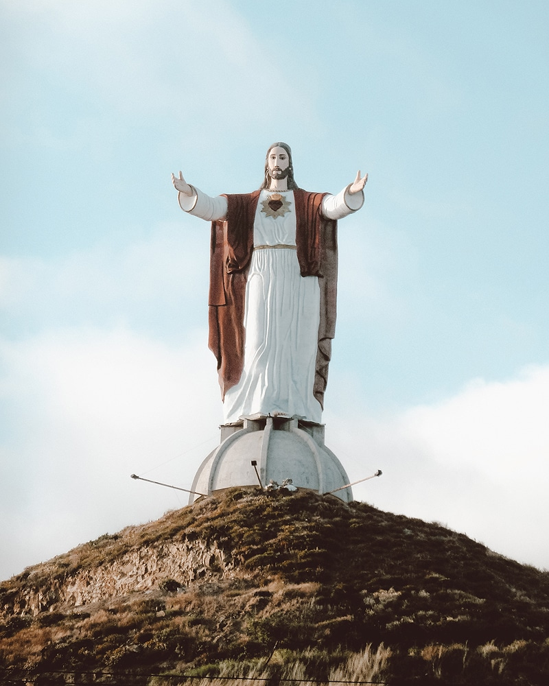 20 estátuas de Cristo pelo mundo