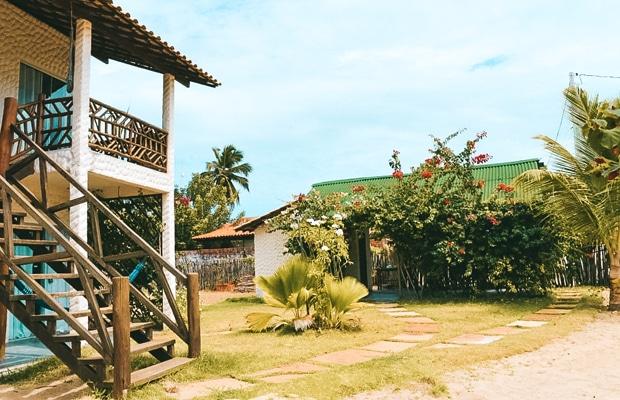 onde ficar em Barra Grande
