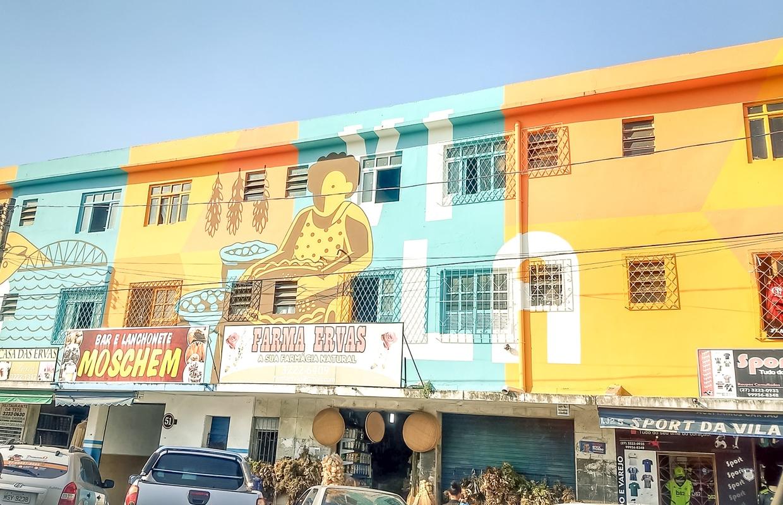Memória Negra de Vitória, Espírito Santo: Vila Rubim
