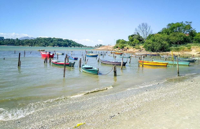 O que fazer em Vitória: Ilha do Frade
