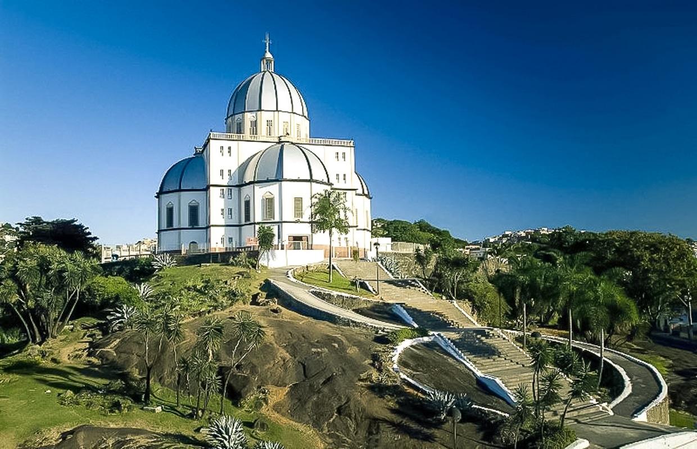 O que fazer em Vitória: Basílica de Santo Antônio