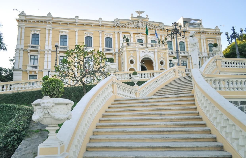 O que fazer em Vitória: Palácio Anchieta