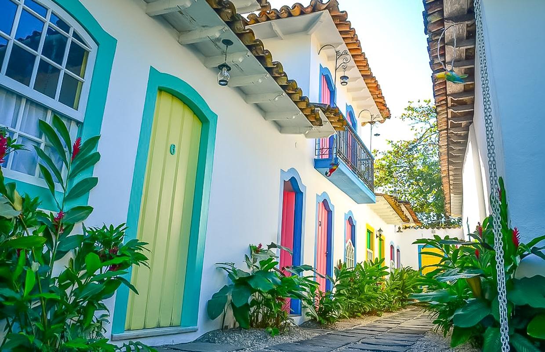 Onde ficar em Paraty: Pontal