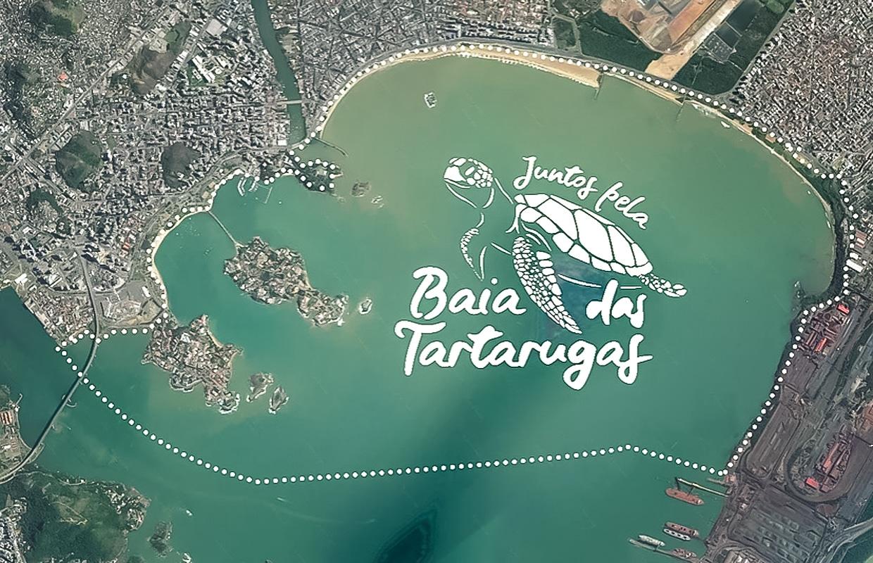 Conheça a Baía das Tartarugas - Vitória/ES