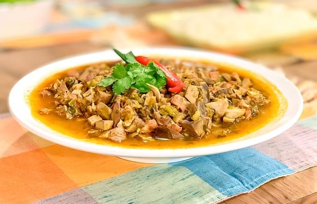 Comidas típicas do Brasil