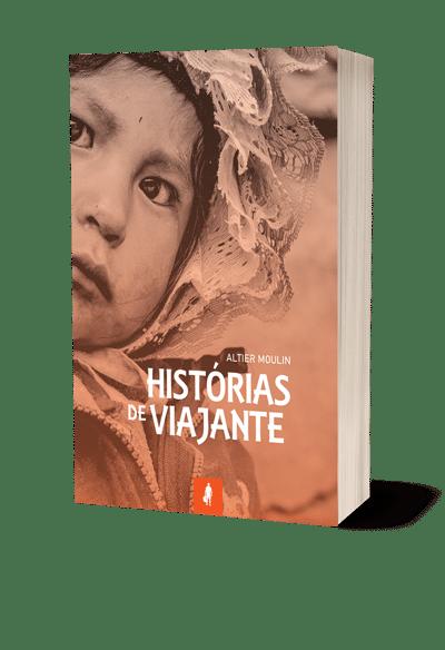 Livro Histórias de Viajante