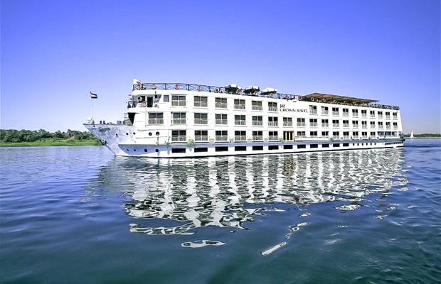 Cruzeiro no Rio Nilo